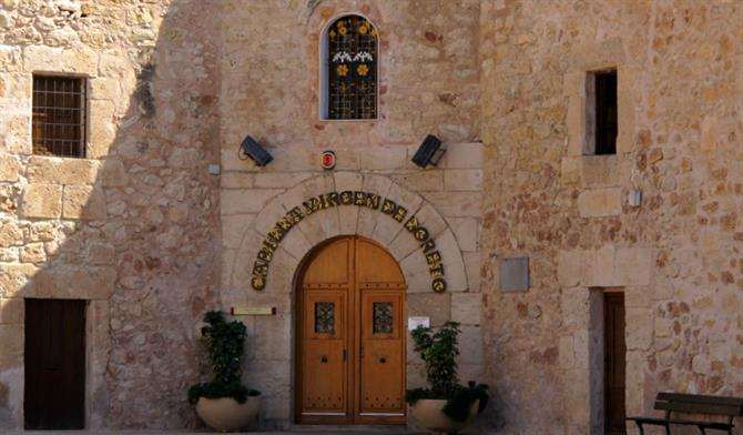 Santa Pola castle and maritime museum
