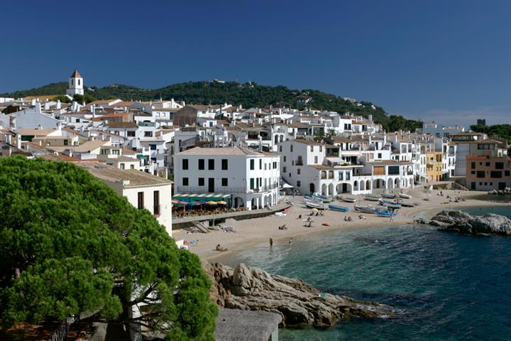 The best itinerary to enjoy Calella de Palafrugell, Costa Brava