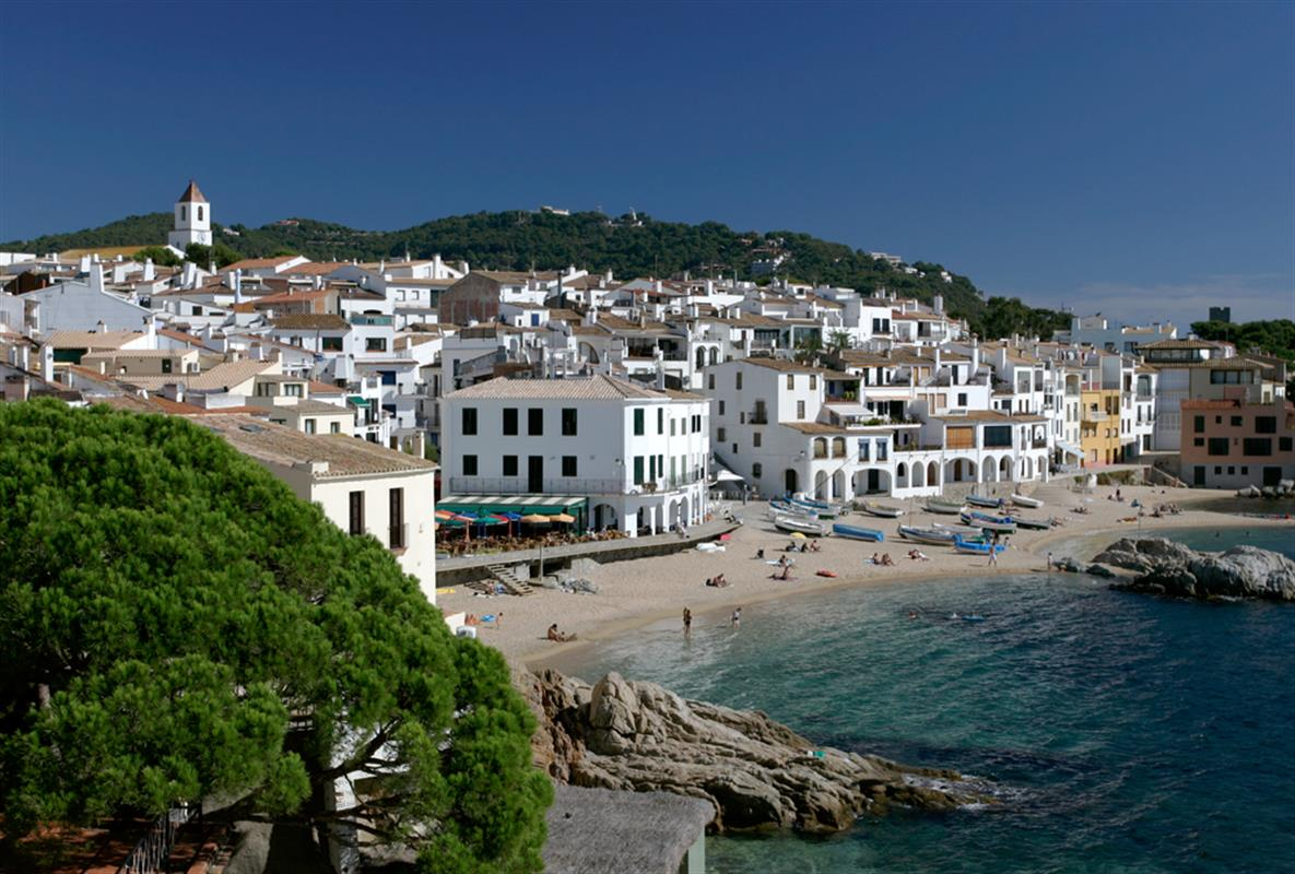 What to see and do in calella de palafrugell - Fotos de calella de palafrugell ...