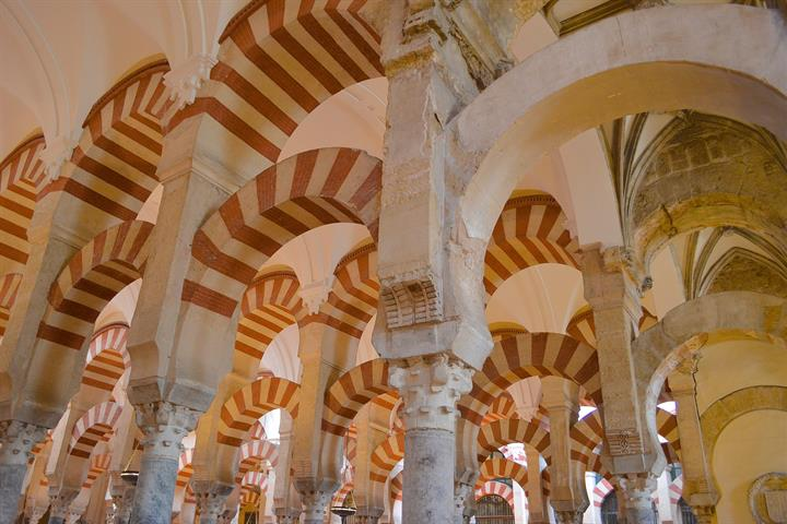 Visiting the Mezquita of Cordoba