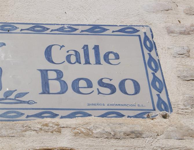 calle besos