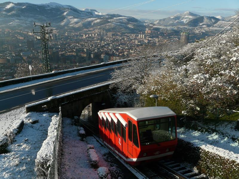All About The Artxanda Funicular In Bilbao Spain