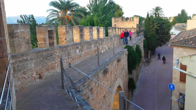 Ancient Walls of Alcudia