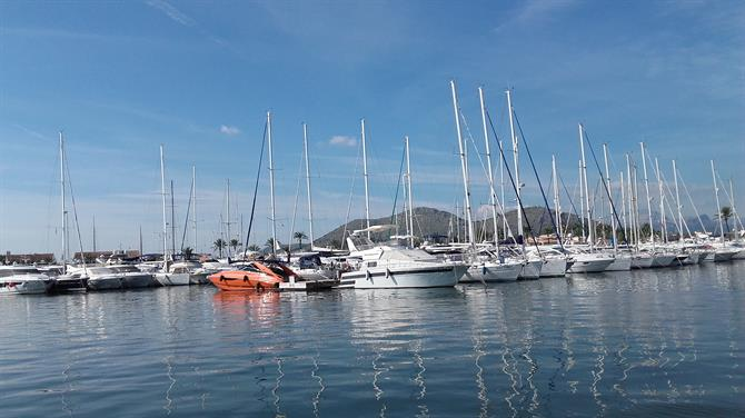 Boats, Port of Alcudia