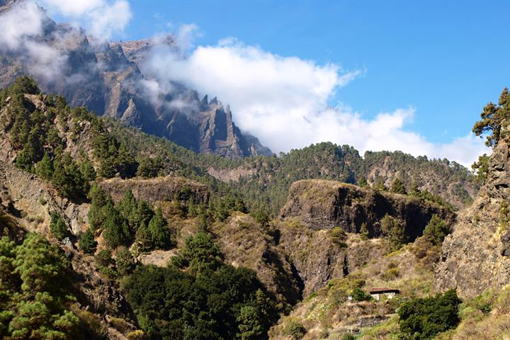 La Palma, the pretty Canary Island and UNESCO Biosphere Reserve