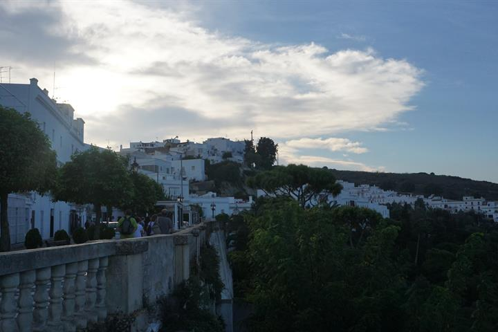 Visiting the Andalusian hilltop town of Vejer de la Frontera