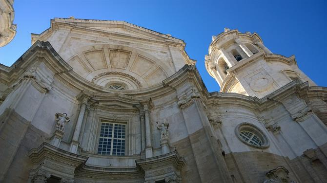 Cadiz Cathedral,
