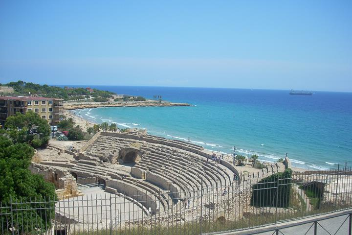 Tourist information Tarragona City, Spain – facts and map