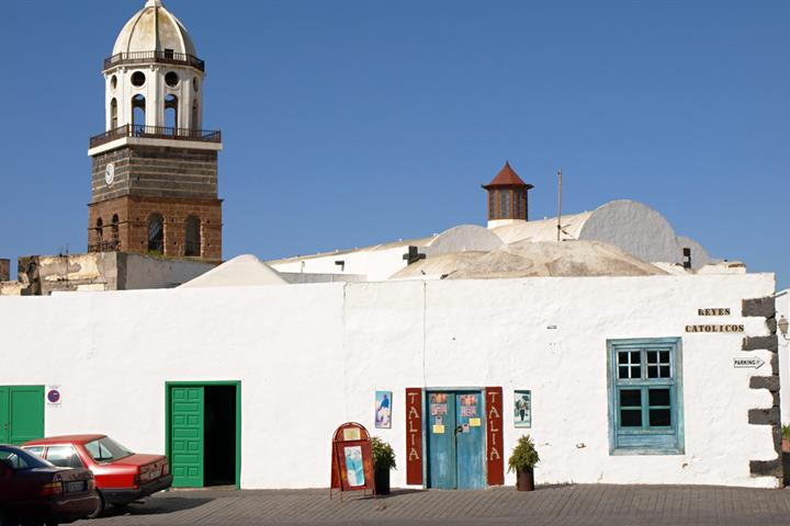 Discover Teguise in Lanzarote part 1, the historic capital