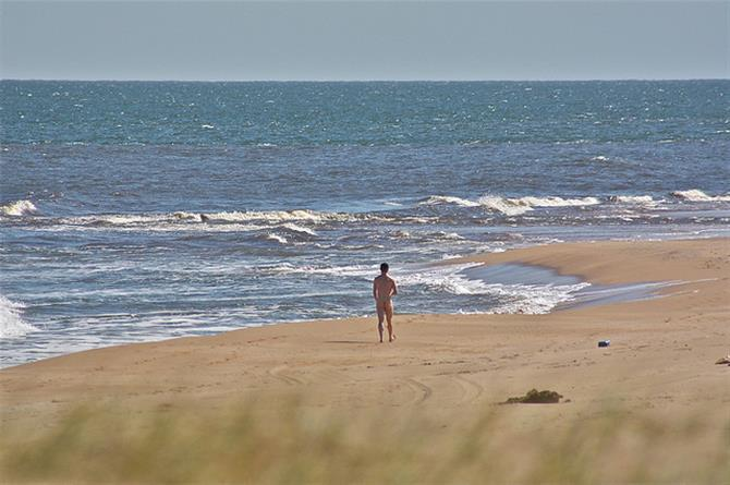 Opinion, Nude beaches of spain not
