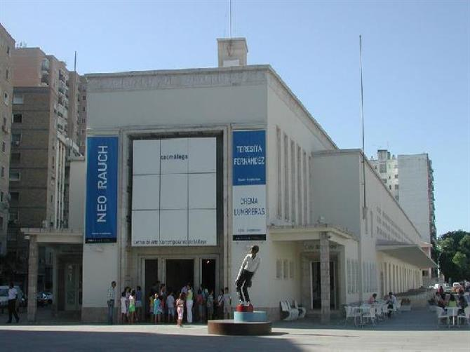 Malagas Center for Moderne Kunst