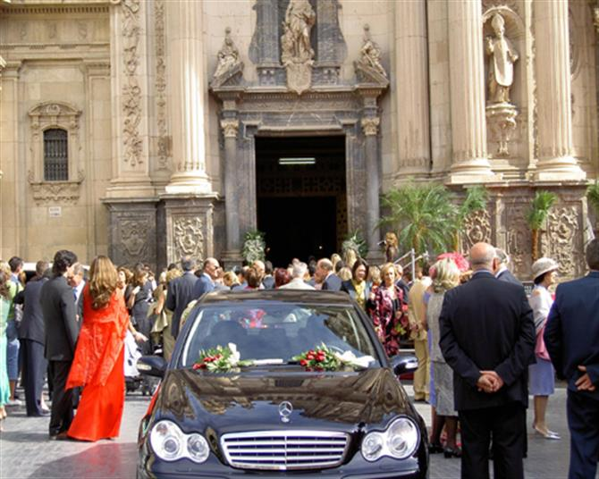 Wedding in Murcia