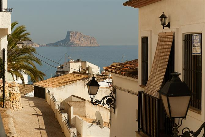 Altea and der Costa Blanca
