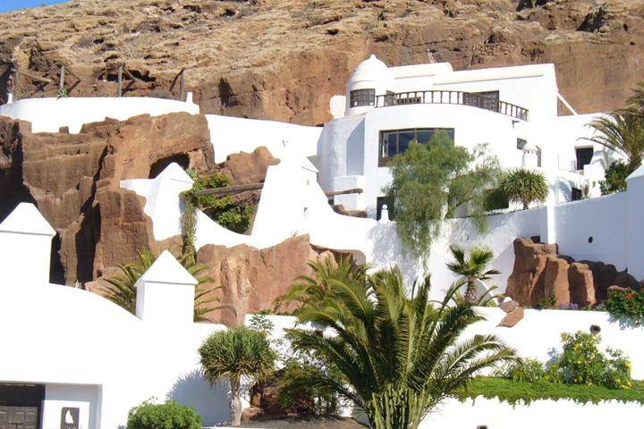 Omar Sharif´s former holiday home in Lanzarote