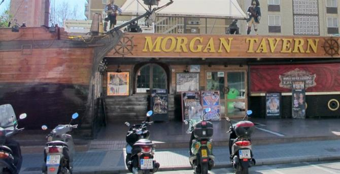 Morgan Tavern, Benidorm