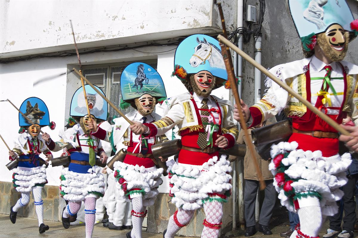 2018 Carnivals in Galician villages - Unique carnivals in Spain
