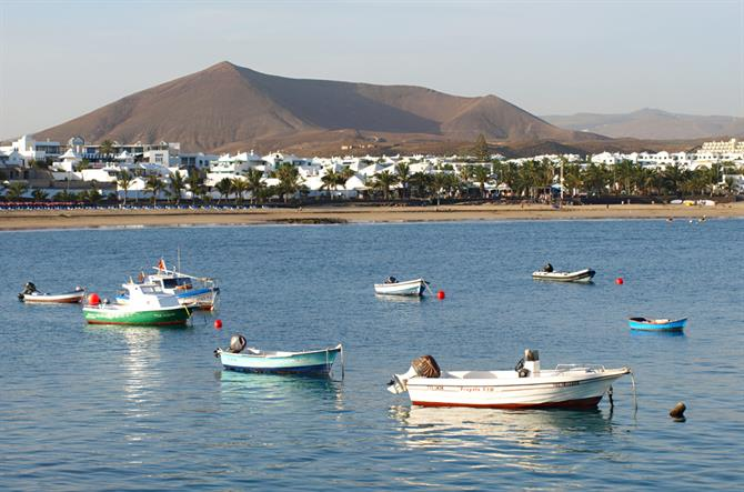 Costa Teguise, Lanzarote, Canary Islands