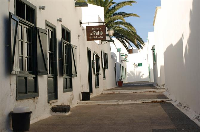 Pueblo Marinero, Costa Teguise, Lanzarote, Canary Islands
