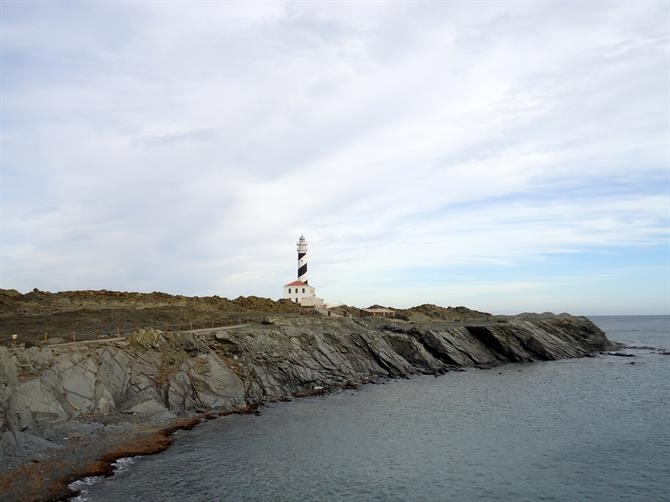 Favàritx Lighthouse