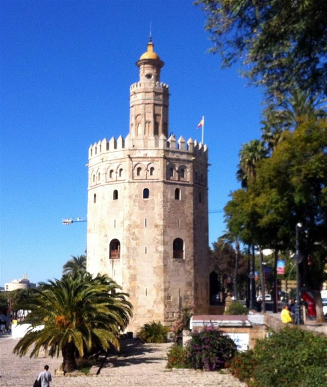 Gold Tower, Seville
