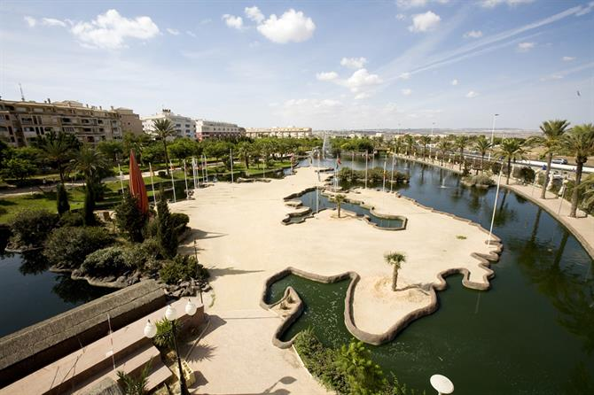 Torrevieja Park of Nations