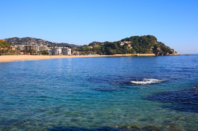 Lloret de Mar - Playa de Fenals