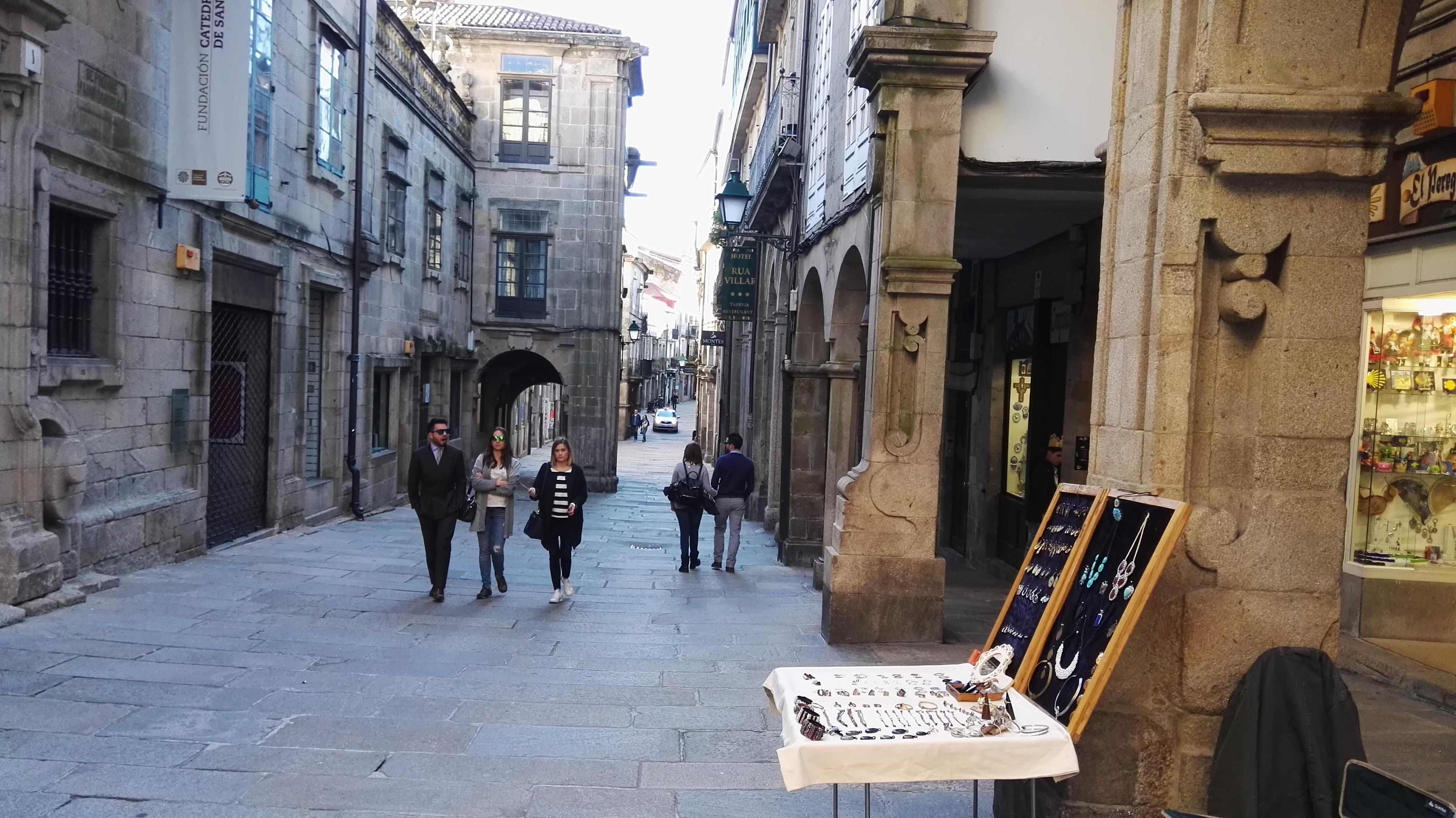 Santiago De Compostela A City In Which You Will