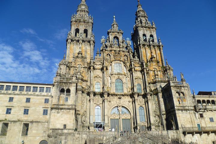 A different kind of weekend in Santiago de Compostela