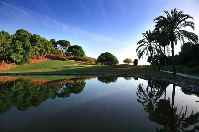 La Quinta Golf Resort  hole2- Marbella