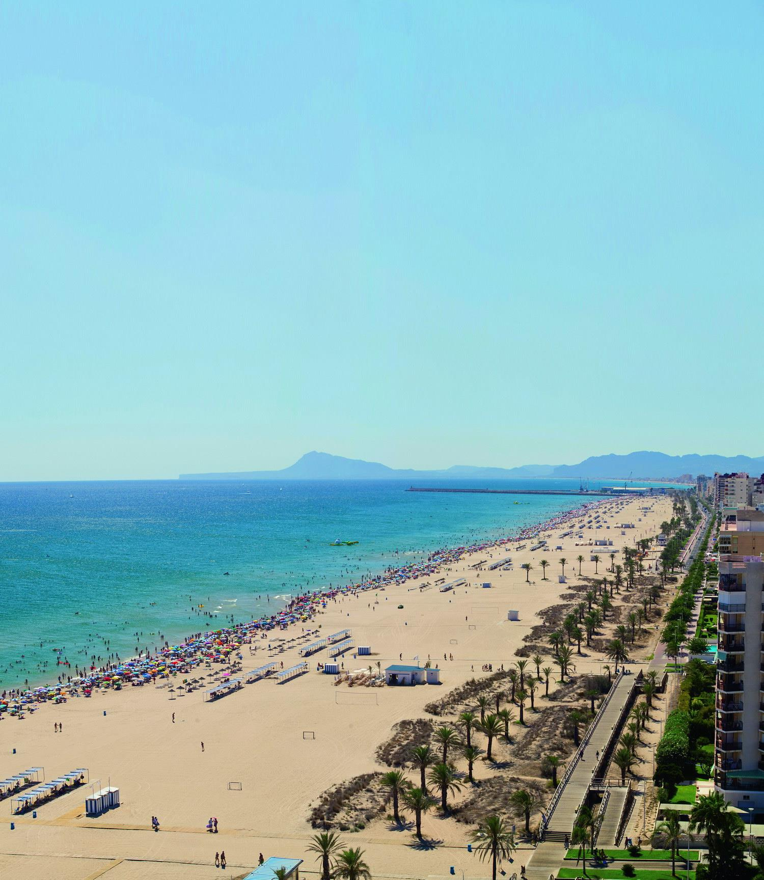 Long Stay Vacations In Spain: Gandia: 4 Valencian Beaches And More