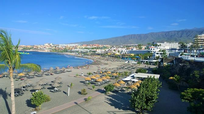 Playa Fañabe, Costa Adeje