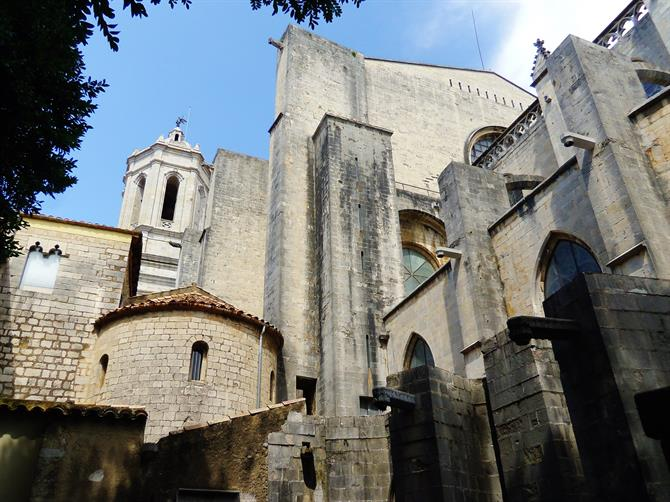 Kathedrale von Girona - Drehort in Games of Throne 6