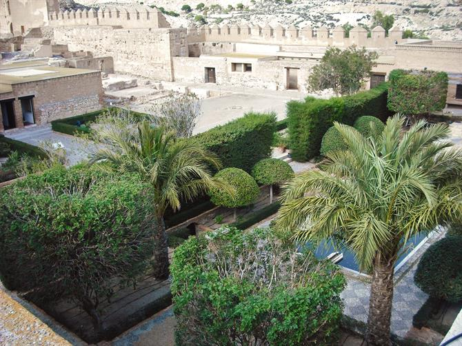 Alcazaba de Almeria. Game of Thrones 6
