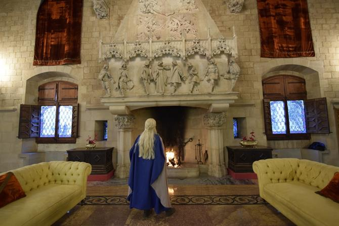 Das Castillo de Santa Florentina ist Hornberg. Game of Thrones 6