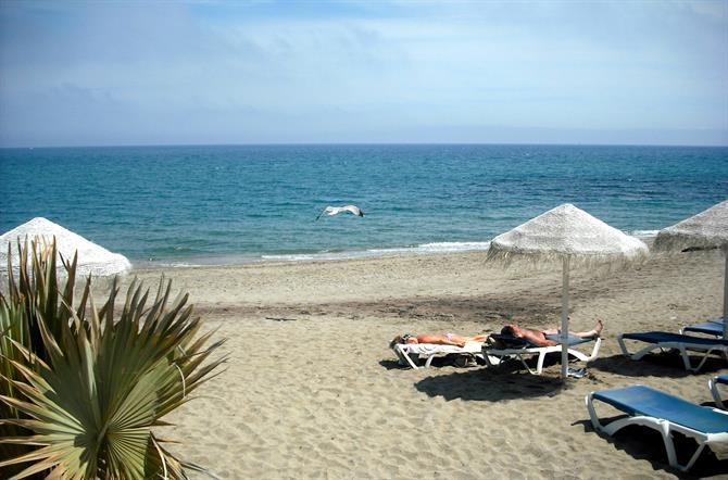 Playa del Cantal, Mojacar