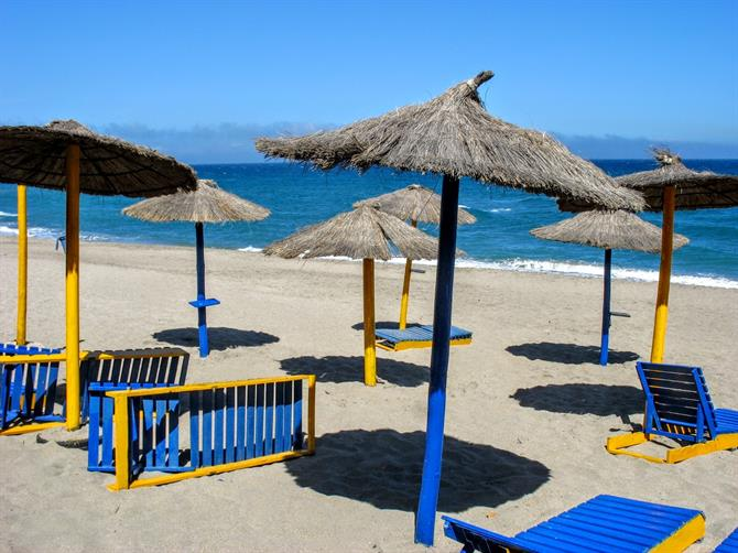Playa del Cantal, Mojacar Playa