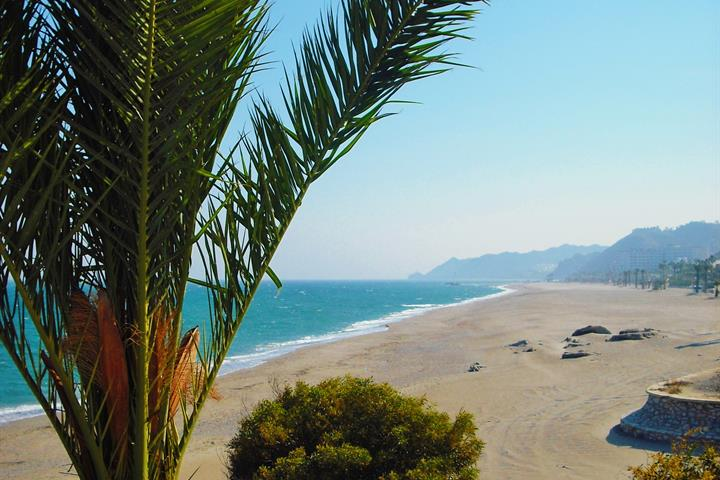 Costa Almeria Spain Holiday Guide Tourist Information Facts Map
