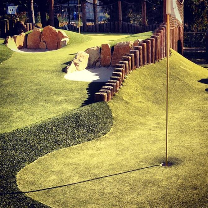 Adventure Golf, Fuengirola