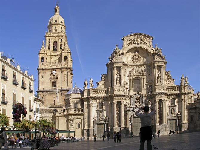 Murcia - Cathedral