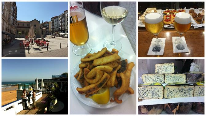 Tapas & bars in Santander, Cantabria (Spain)