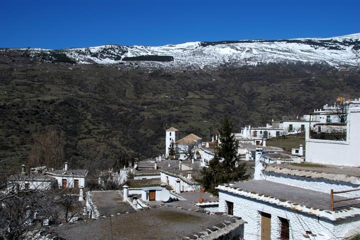 24 hours in Las Alpujarras