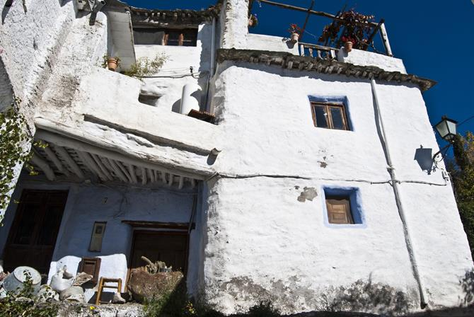 Las Alpujarras - traditional house