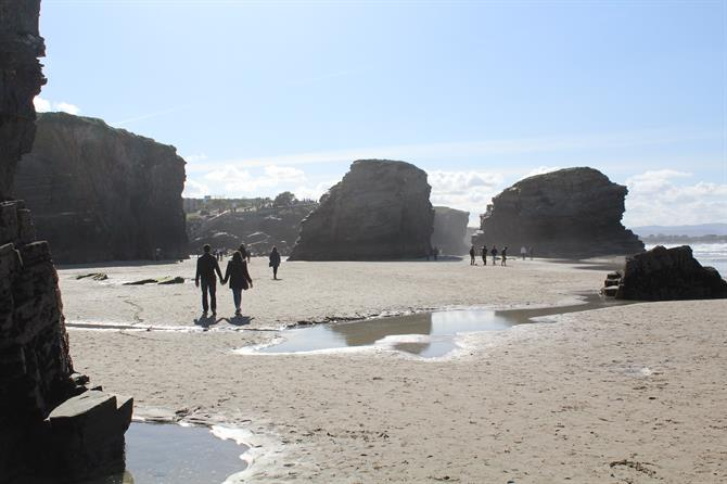 Cathedrals Beach