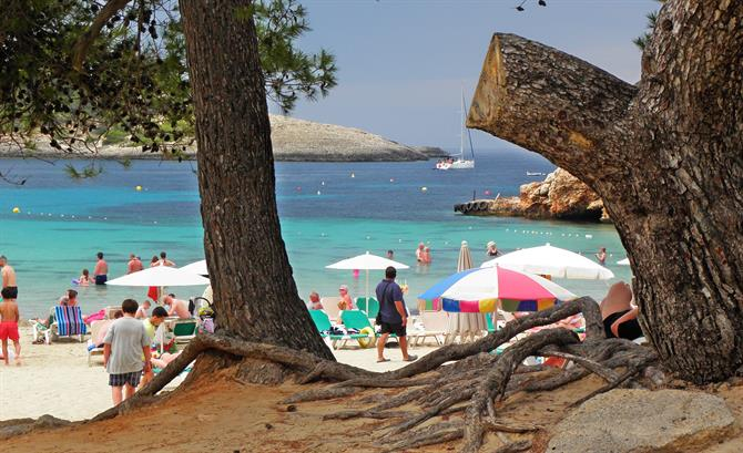 Playa Portinatx, Ibiza