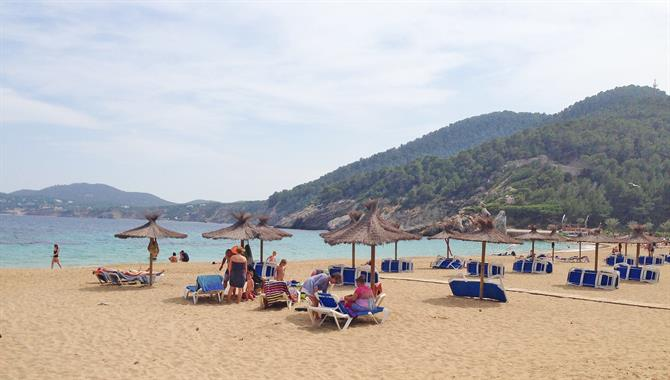 Playa de Sant Vicent, Ibiza