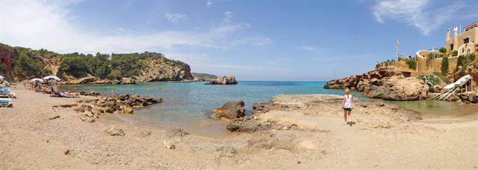Playa Xarraca, Ibiza