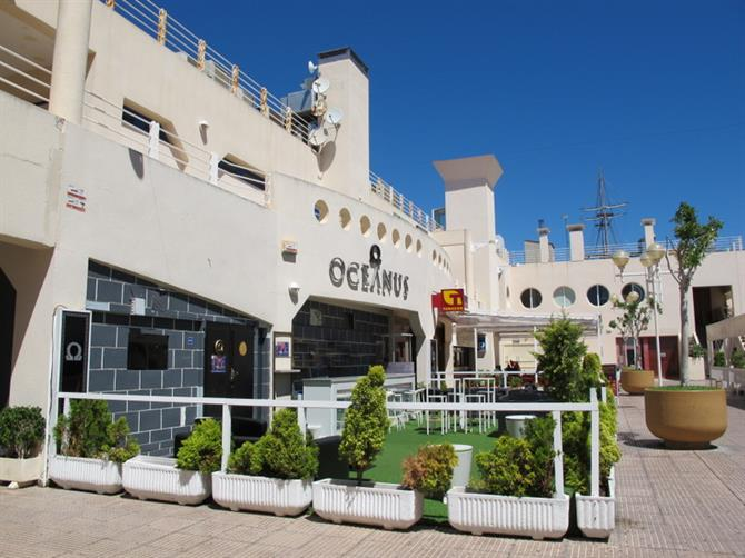 Oceanus in Alicante