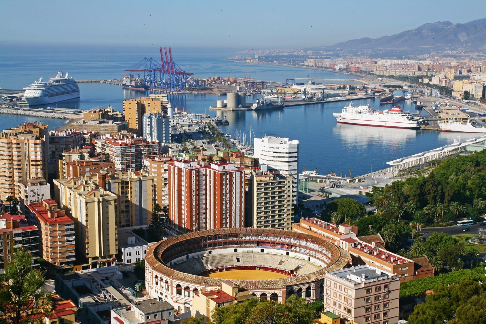 Cycle Routes And Urban Bike Tours In Malaga