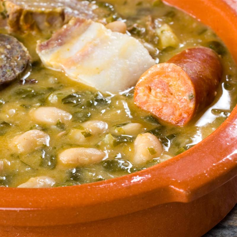 Soups and stews of Spain