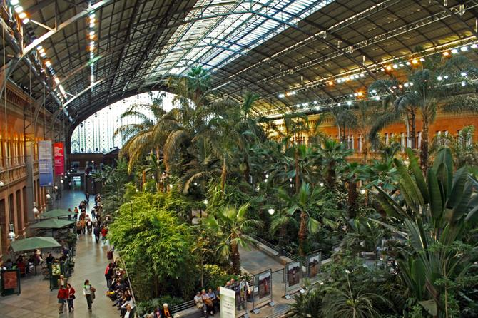 Madrid - Atocha station
